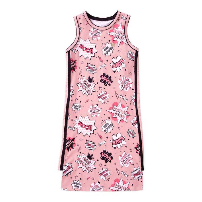 Vestido-Infantil-Menina-Midi---Rosa