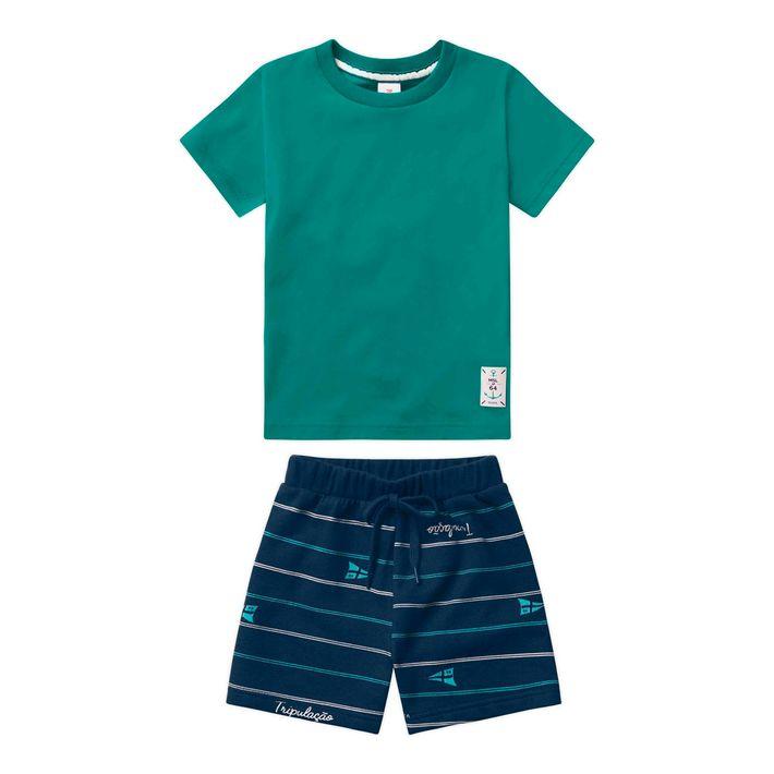 Conjunto-Infantil-Menino-Com-Estampa-Listrada---Verde