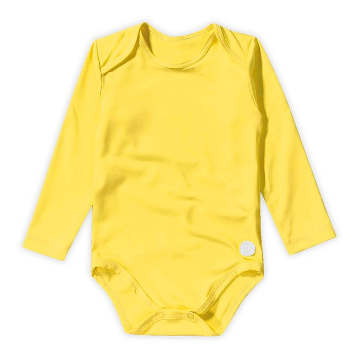 Body-Infantil-Menina-Menino-Com-Protecao-Uv---Amarelo