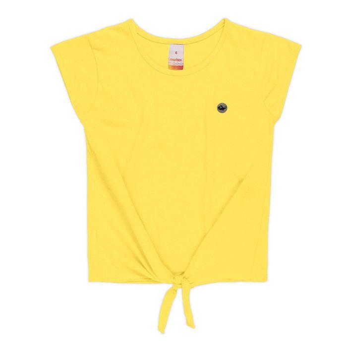 Blusa-Infantil-Menina-Com-Protecao-Antiviral---Amarela