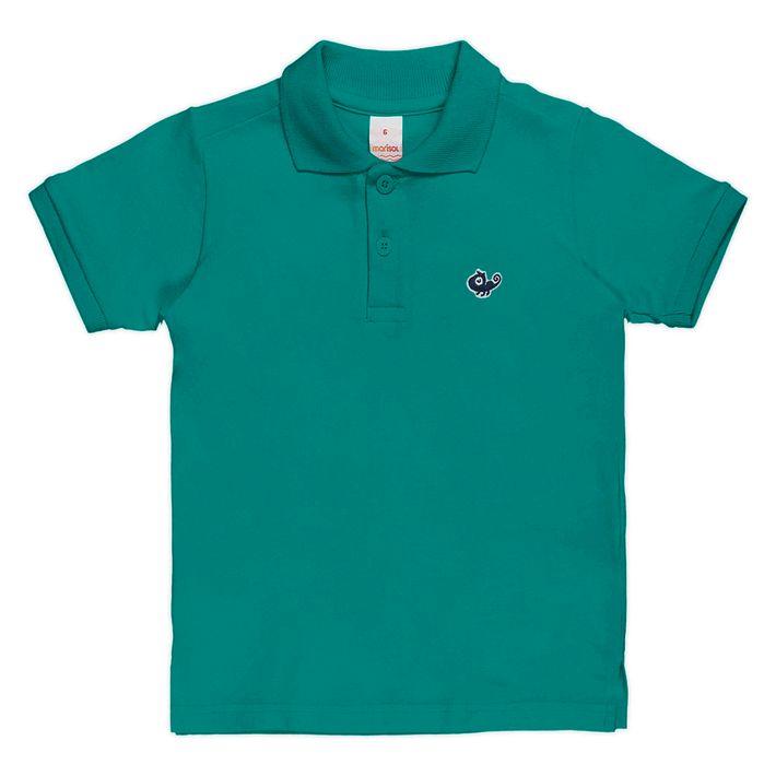 Camisa-Infantil-Menino-Com-Essencia-De-Camomila---Verde