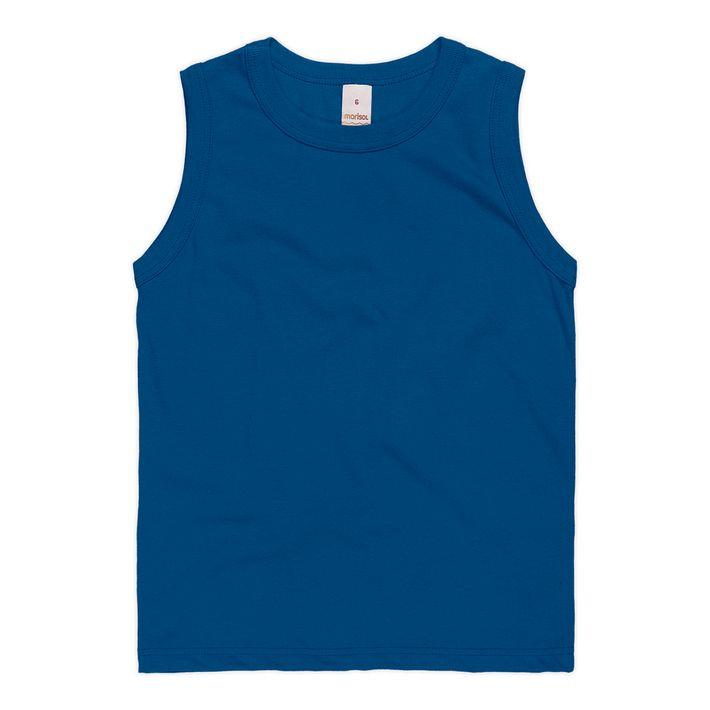 Camiseta-Regata-Infantil-Menino-Com-Protecao-Antiviral---Azul