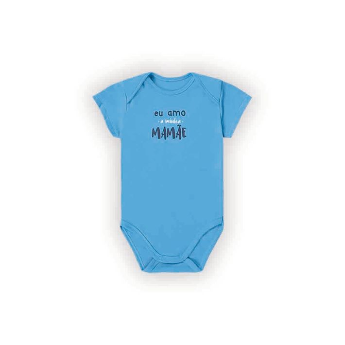 Body-Infantil-Menina-Menino-Com-Estampa-Eu-Amo-Mamae---Azul