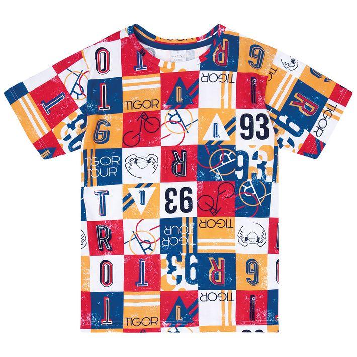 Camiseta-Infantil-Menino-Com-Estampa-Sport---Branca