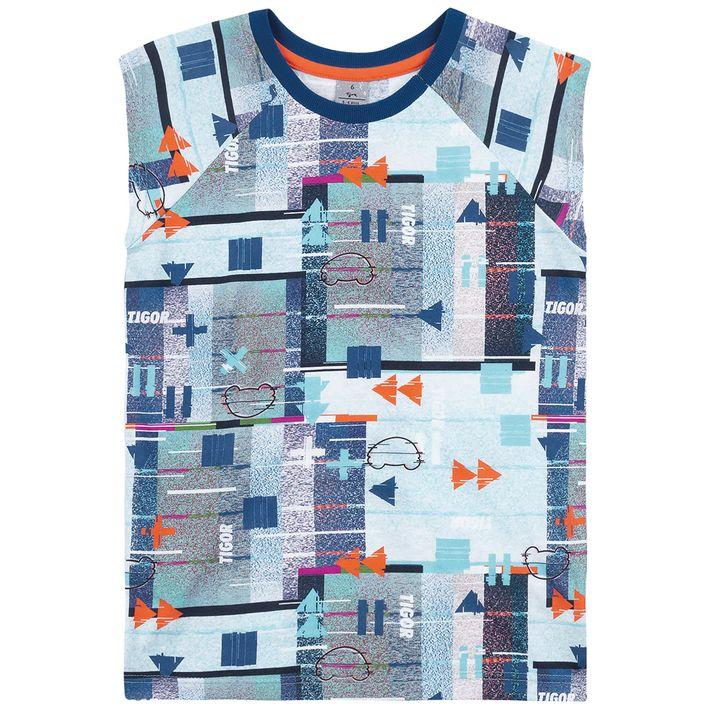 Camiseta-Regata-Infantil-Menino-Com-Estampa-Gamer---Azul