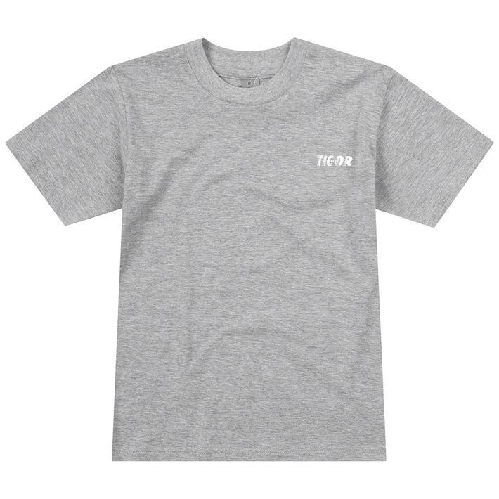 Camiseta-Infantil-Menino-Manga-Curta---Cinza