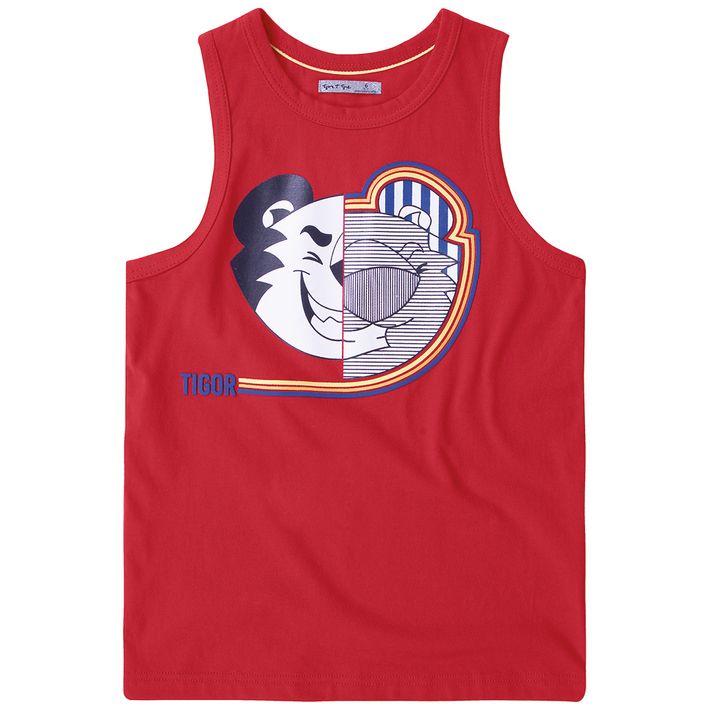 Camiseta-Regata-Infantil-Menino-Com-Estampa-Do-Personagem---Vermelha