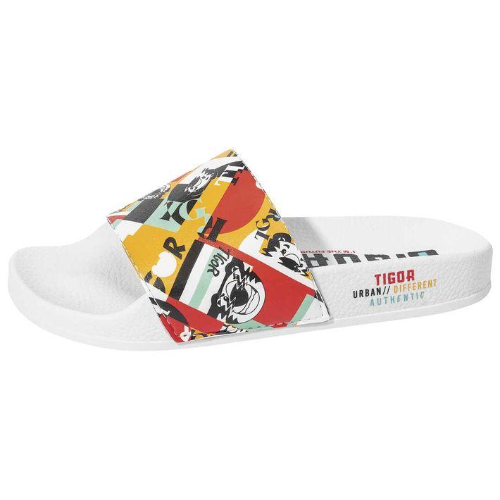 Chinelo-Slide-Tg-Print-Infantil-Menino-Com-Tira-Larga---Branco