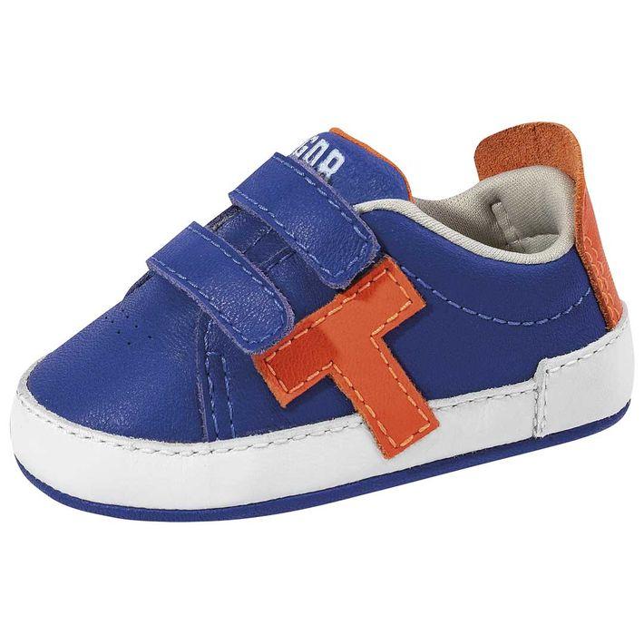 Tenis-City-Steps-Snap-Low-Bebe-Menino--Com-Duas-Tiras-Em-Velcro---Azul