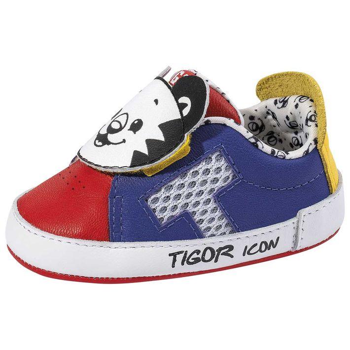 Tenis-By-Tiger-Og-Rn-Bebe-Menino--Com-Uma-Tira-Em-Velcro---Azul