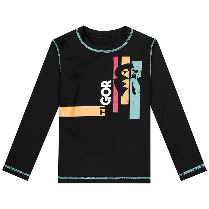 Camiseta-Bebe-Menino--Com-Protecao-Uv---Preta