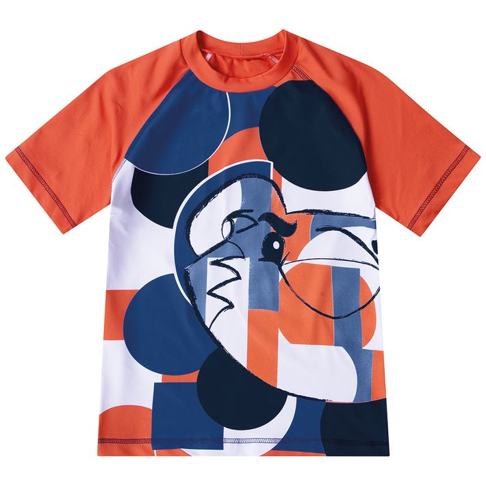 Camiseta-Bebe-Menino--Com-Protecao-Uv---Laranja