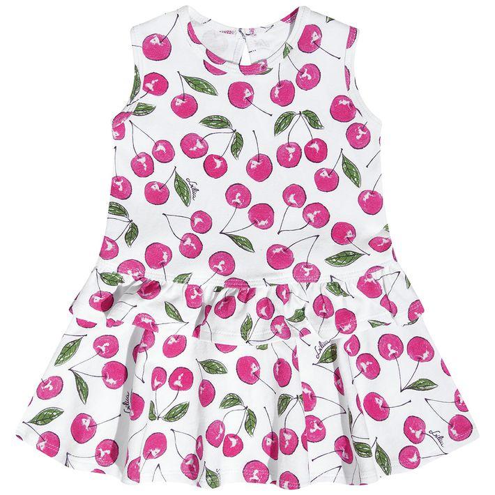 Vestido-Bebe-Menina-Com-Protecao-Antiviral---Branco
