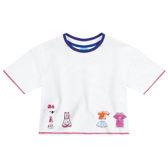 Blusa-Infantil-Menina-Com-Modelo-Cropped---Branca