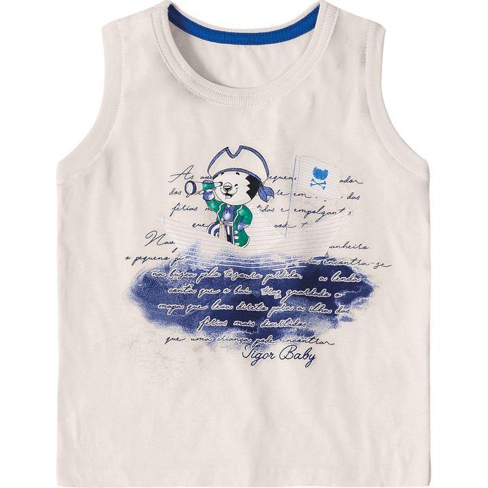 Camiseta-Regata-Menino---Bege