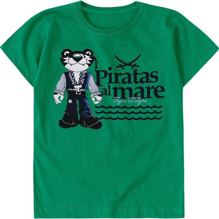 Camiseta--Menino---Verde