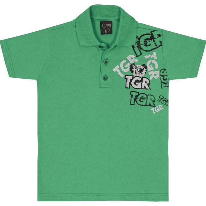Camisa-Polo-Menino---Verde