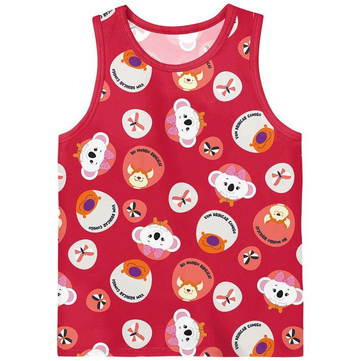 Blusa-Regata-Mundo-Ripilica-Infantil-Menina---Vermelho