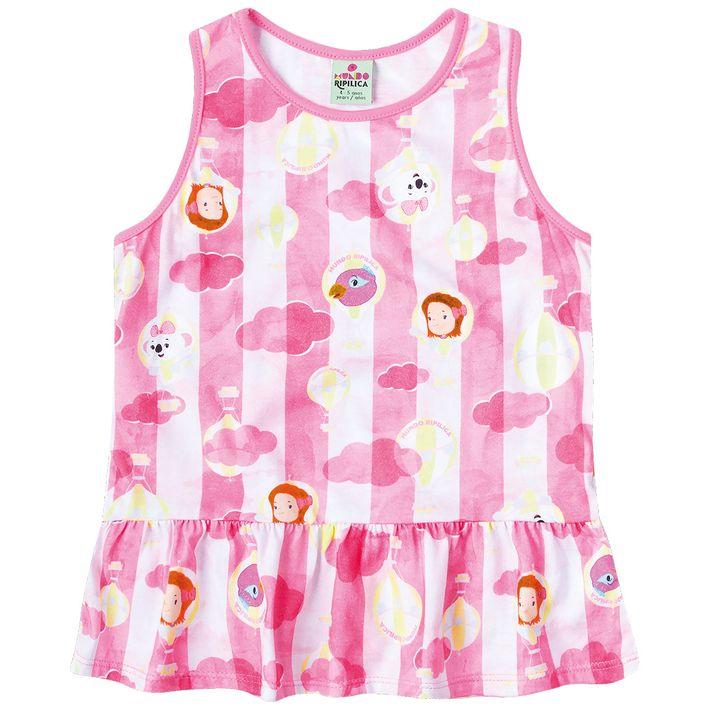 Blusa-Regata-Mundo-Ripilica-Infantil-Menina---Rosa