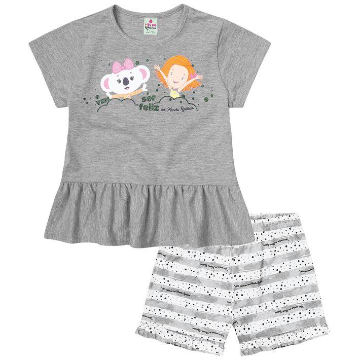 Pijama-Mundo-Ripilica-Infantil-Menina---Cinza