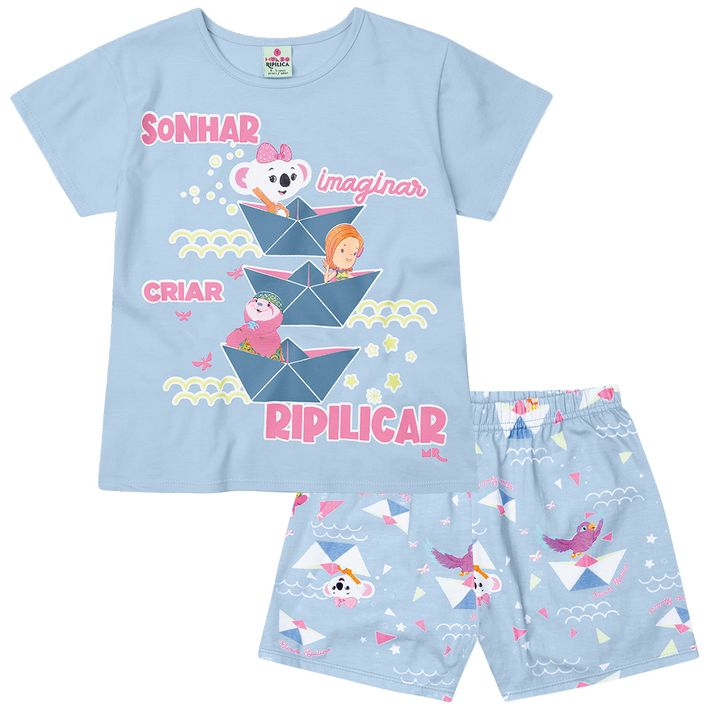Pijama-Mundo-Ripilica-Infantil-Menina---Azul