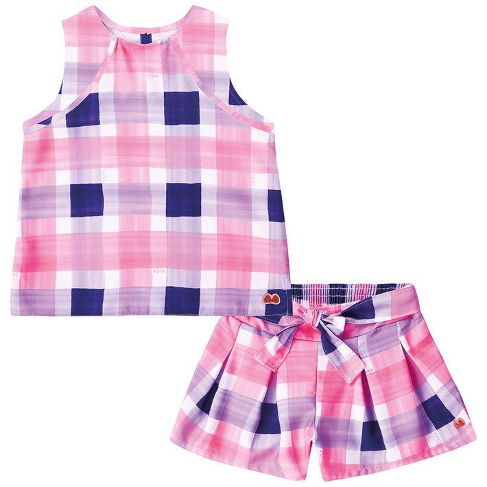Conjunto-Lilica-Infantil-Menina-Com-Laco-Decorativo---Rosa---10