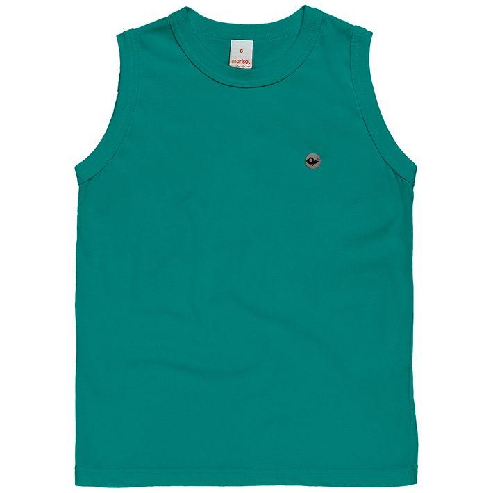 Camiseta-Regata-Infantil-Menino-Com-Relepencia-A-Insetos-Verde