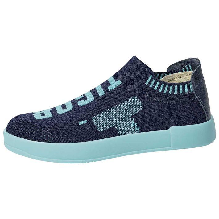 -Tenis-Cs-Knit-Tg93-Infantil-Menino-Com-Tecnologia-Antiderrapante-Azul