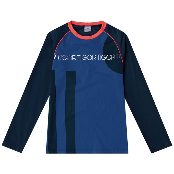 Camiseta--Bebe-Menino-Com-Protecao-Uv-Azul-