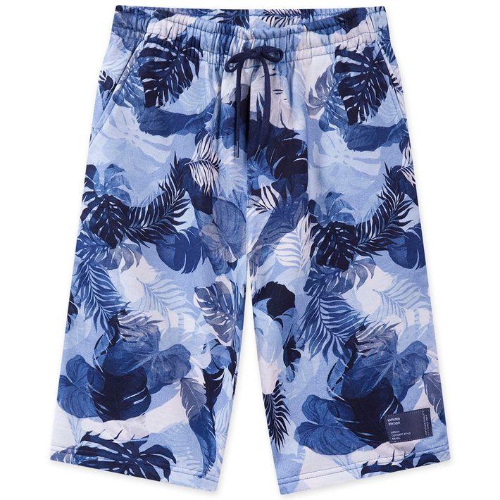Bermuda-Juvenil-Menino---Azul