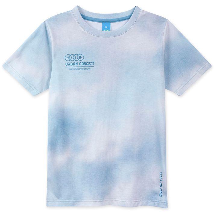 Camiseta-Juvenil-Menino---Azul