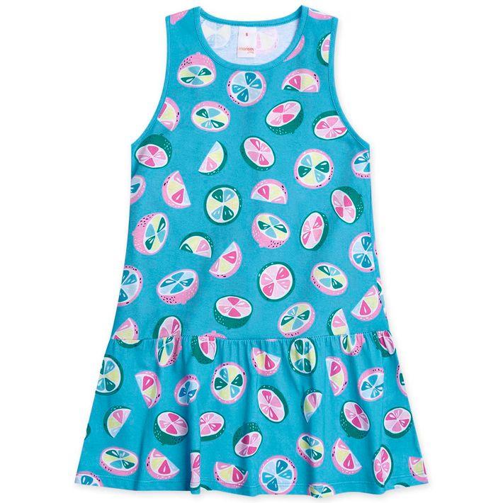 Vestido-Infantil-Menina---Azul